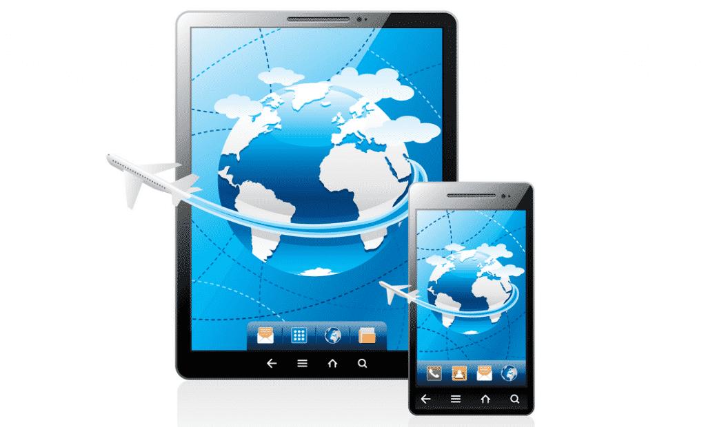 gratis rejse apps til både iPhone og Android
