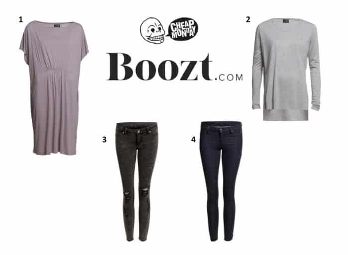 Boozt præsentere det populære svenske brand Cheap Monday