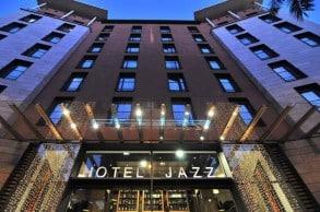 jazz hotel i barcelona