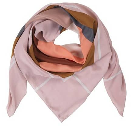 beck söndergaard silketørklæde