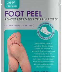 Baby Feet  – Slut med hård hud på fødderne