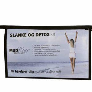 Detox og slanke kit  inc slankete