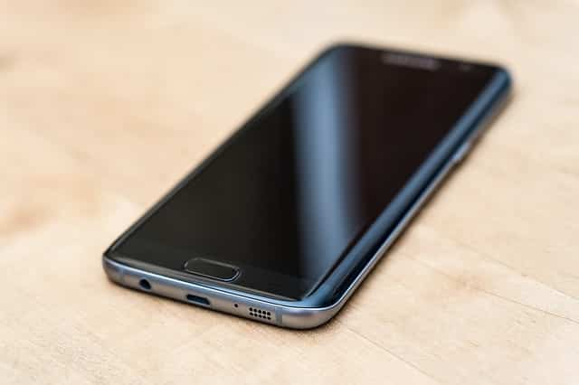 Samsung Galaxy S7 Edge cover